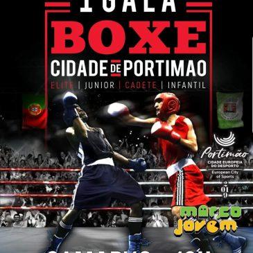 1ª Gala de Boxe na Cidade de Portimão