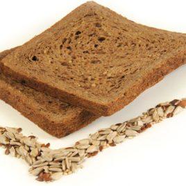 Pão Macio de Cereais