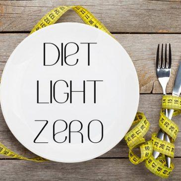 Conhece a diferença entre Diet, Zero e Light?