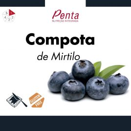 Compota Mirtilo