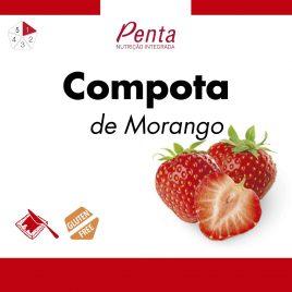 Compota de Morango