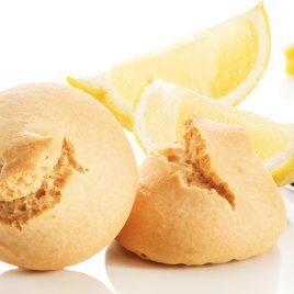 Delícias de Limão e Baunilha